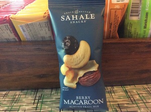 Sahale Berry Macaroon Almond Trail Mix 1.5 oz.